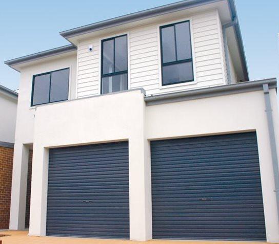 Rolling doors deluxe garage doors brisbane for Garage door wind code ratings