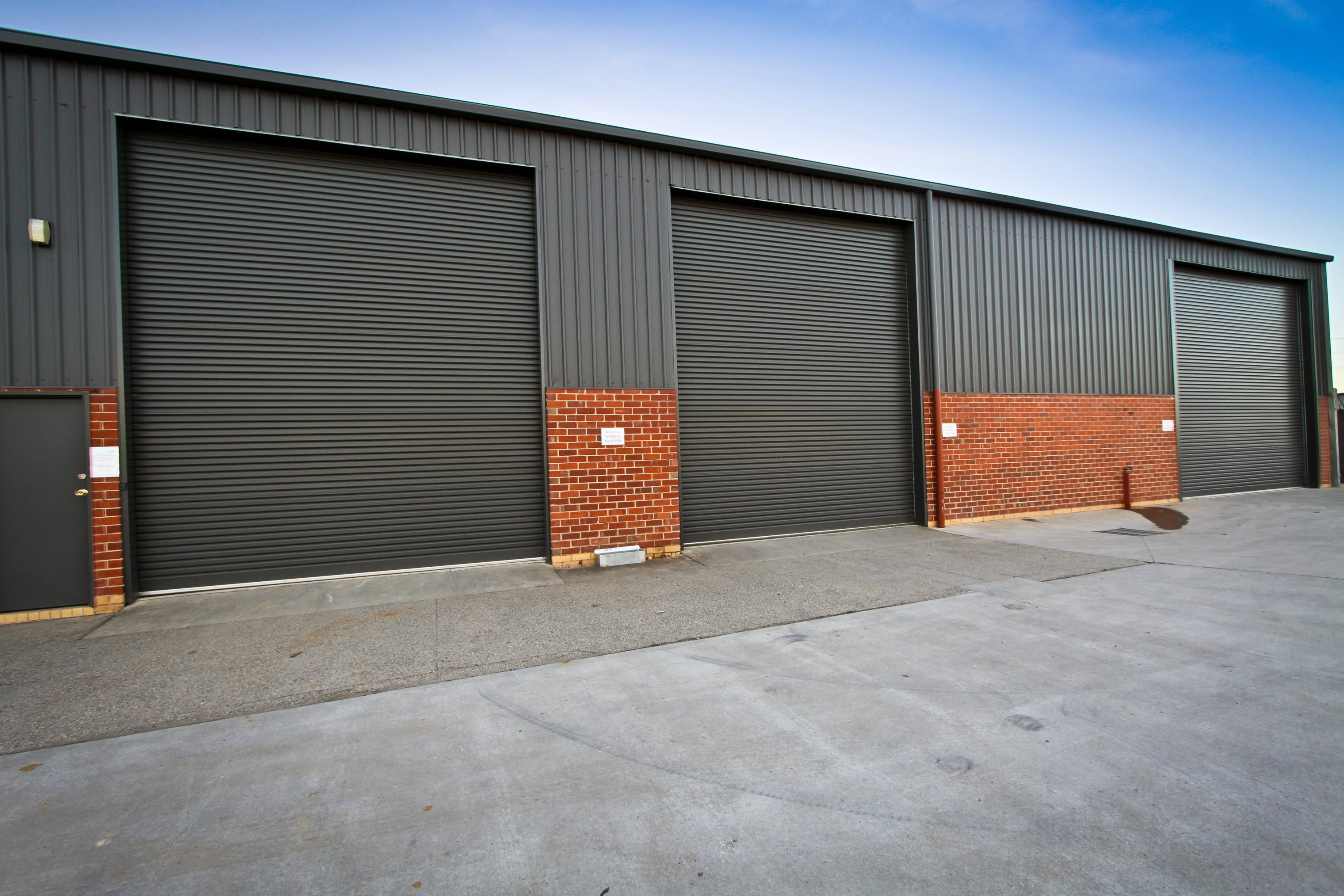 Industrial Shutters Roller Doors Panel Lift Garage Doors