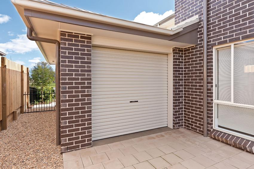 Automatic Garage Doors Brisbane Panel Lift Garage Doors