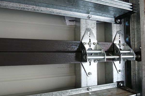 High wind rated roller doors deluxe garage doors Wind code garage doors